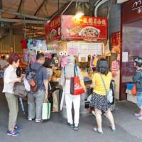 台北市美食 攤販 台式小吃 一流油飯 照片