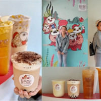 新竹市美食 餐廳 飲料、甜品 熙熙茶飲 照片