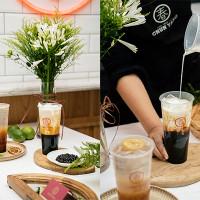 台南市美食 餐廳 飲料、甜品 飲料專賣店 春陽茶事台南 國華店 照片