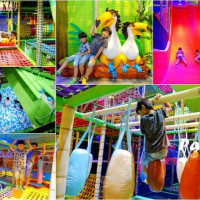 台北市休閒旅遊 景點 主題樂園 PaPark爬爬客親子樂園 照片