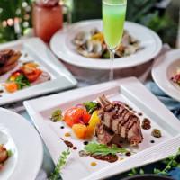 台中市美食 餐廳 異國料理 義式料理 饗樂青境Enjoy ECOholic 照片