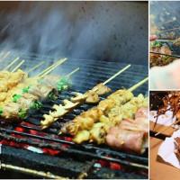 花蓮縣美食 攤販 攤販燒烤 游家來來烤肉 照片