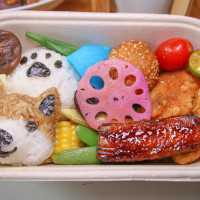 高雄市美食 餐廳 異國料理 多國料理 好擠私厨餐盒 照片