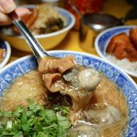 花蓮縣美食 餐廳 中式料理 小吃 鼎吉大腸鮮蚵麵線 照片