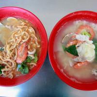 高雄市美食 餐廳 中式料理 海南霞鍋燒海鮮錦麵 照片