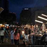 高雄市休閒旅遊 景點 觀光夜市 勞工夜市 照片