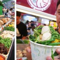 桃園市美食 攤販 台式小吃 雞老闆手撕鹽水雞 照片