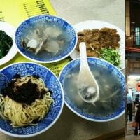 台中市美食 攤販 台式小吃 仙公樓 照片