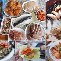 台中市美食 餐廳 餐廳燒烤 燒烤其他 一家戶戶X早安公雞聯名 照片