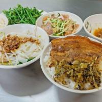 台中市美食 餐廳 中式料理 小吃 金幸福小吃 照片