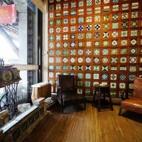 嘉義市休閒旅遊 景點 博物館 臺灣花磚博物館 照片