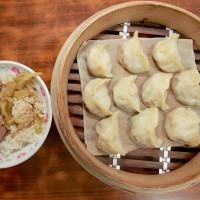 高雄市美食 餐廳 中式料理 陳記手工蒸餃 照片