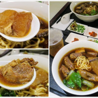 台北市美食 餐廳 中式料理 麵食點心 恩記牛肉麵 照片