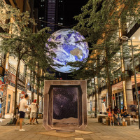 台北市休閒旅遊 景點 景點其他 Discovery  25 探索台北 #硬派不設限 蓋亞地球 照片