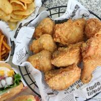台中市美食 餐廳 速食 漢堡、炸雞速食店 曲肯叔叔美式炸雞-勤美公益店 照片
