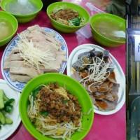 台中市美食 攤販 台式小吃 阿火獅鵝肉担 照片