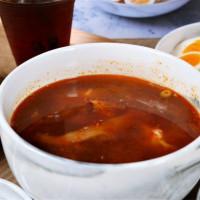 新北市 美食 餐廳 中式料理 麵食點心 錵饌 真.麵鋪 照片