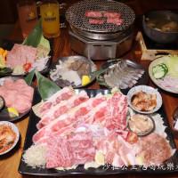 台北市美食 餐廳 餐廳燒烤 燒肉 喜多肉 照片