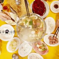 台中市美食 餐廳 火鍋 沙茶、石頭火鍋 汕頭牛肉劉沙茶爐 照片