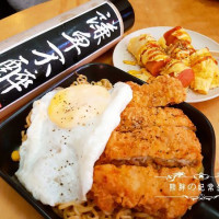 台中市美食 餐廳 速食 早餐速食店 男子漢炭烤吐司 照片