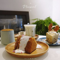 台北市美食 餐廳 咖啡、茶 咖啡館 愜意Pleasant cafe 照片