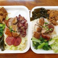 台中市美食 餐廳 中式料理 中式料理其他 香港極品燒臘快餐 照片