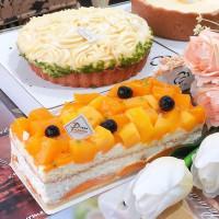 台北市美食 餐廳 烘焙 蛋糕西點 食感旅程 Palatability 照片