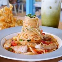 新北市美食 餐廳 異國料理 異國料理其他 藍洋洋lazy brunch 照片