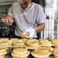 台中市美食 餐廳 零食特產 十月紅豆餅 照片