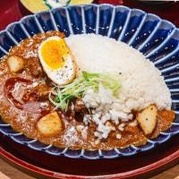 台北市美食 餐廳 異國料理 通庵 熟成咖哩 照片