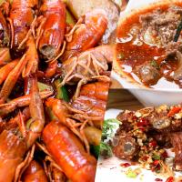 高雄市美食 餐廳 火鍋 麻辣鍋 川辣道麻辣鍋物 照片