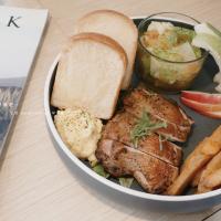 台南市美食 餐廳 咖啡、茶 咖啡館 日好 OneFIneDay 早午餐 照片