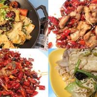 台南市美食 餐廳 中式料理 川菜 恬妞萊得快麻辣香鍋 照片