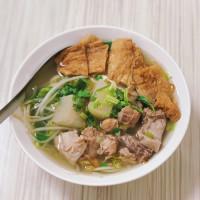台北市美食 餐廳 中式料理 小吃 丹媽媽麵食館 照片