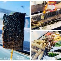 台中市美食 攤販 台式小吃 寶賢鴨血糕 照片