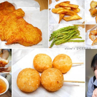 台北市美食 餐廳 中式料理 小吃 虎舺炸雞 照片