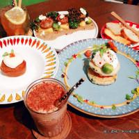 新北市美食 餐廳 異國料理 多國料理 雀斑梨渦 照片