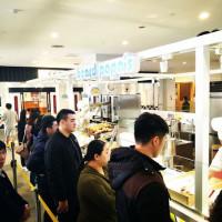台中市美食 餐廳 飲料、甜品 飲料、甜品其他 BEARDPAPA'S日式泡芙工房 照片