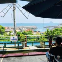 大海愛上藍天在雞籠外木山景觀咖啡 pic_id=5462261