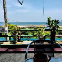 大海愛上藍天在雞籠外木山景觀咖啡 pic_id=5462260