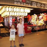 台中市美食 餐廳 餐廳燒烤 燒肉 【台中港三井outlet美食推薦】東京和牛燒肉-麻布十番祭亭。 照片