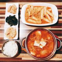 台北市美食 餐廳 異國料理 韓式料理 米食 미식 照片