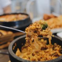 豐原美食 沁咕們|粉嫩的韓國料理店新開幕啦!快點揪你的沁咕們一起來吃吃喝喝吧 ♥