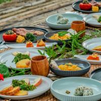 魔王的碗公在縱谷原遊會 哈拉梯田餐桌 pic_id=5633449