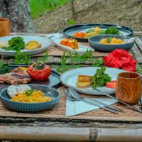 魔王的碗公在縱谷原遊會 哈拉梯田餐桌 pic_id=5633456
