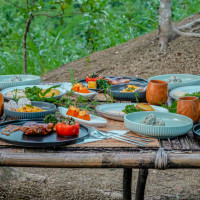 魔王的碗公在縱谷原遊會 哈拉梯田餐桌 pic_id=5633457