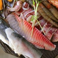 台南美食-森鑶鍋物 海陸火鍋套餐僅需250元起!? 完全不見火鍋料的真材實料!!