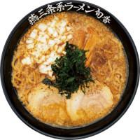 資深拉麵控才知道「燕三条拉麵」快閃花月嵐!日本背脂系元祖「燕三条拉麵」限時三個月開吃,拉麵控錯過這次就吃不到。