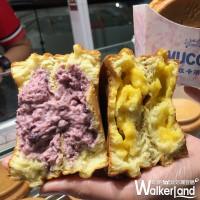 新竹甜點控開吃!IG爆紅甜點「牧卡燒、窩巢雞蛋糕」同步快閃新竹巨城Big City,必拍巨型車輪餅、蛋盒雞蛋糕搶攻甜點控的胃。