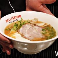 拉麵控立馬朝聖!日本東京主廚打造全新「Bellissimo義大利拉麵」快閃信義區,期間限定「義式紅醬涮牛拉麵」挑戰拉麵控的新歡。